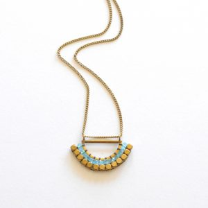 Apatite Desi Necklace