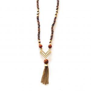 Bohemian Good Luck Necklace 2